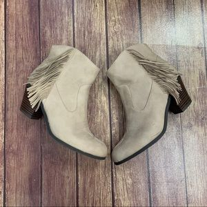 Sam & Libby heeled ankle boots
